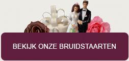 Janbanket - Bruidstaart Ede